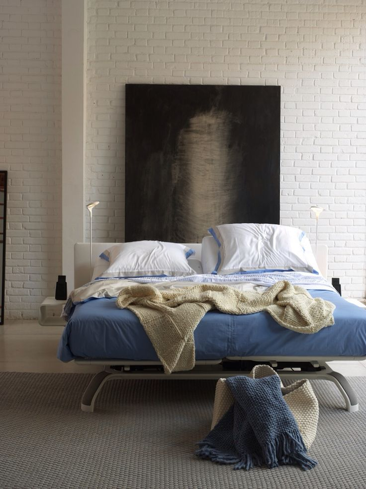 White Walls In Room