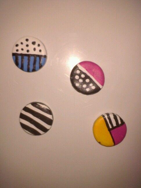 Imanes- magnets
