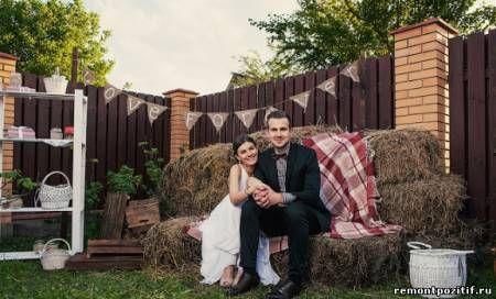 Стили оформления свадеб. Дизайн свадебного торжества в деревенском стиле