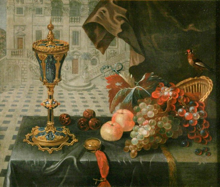 Still Life with King John Cup  Pieter Gerritsz. van Roestraten (1629/1630–1700)  King's Lynn Town Hall
