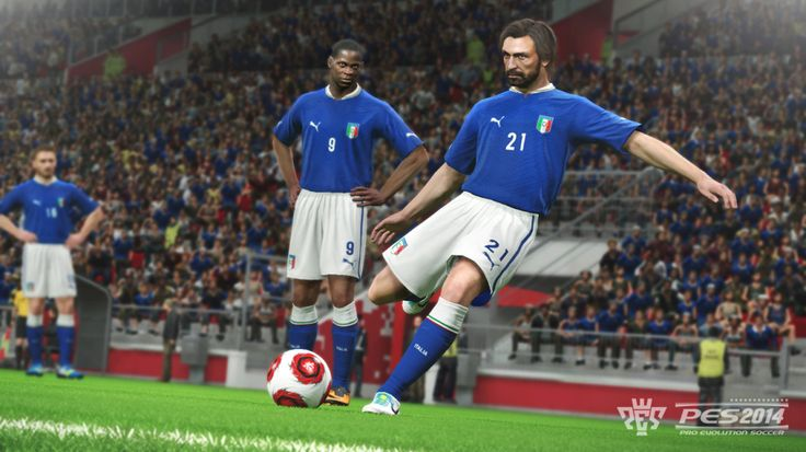 Pro Evolution Soccer 2014 Gets Snazzy New Screenshots    http://gg3.be/2013/07/09/pro-evolution-soccer-2014-gets-snazzy-new-screenshots/    GG3 revels in the world that is sports with some news. Konami has launched a new pack of screenshots for Pro Evolution Soccer 2014 and they look like a bunch of soccer shots alright!