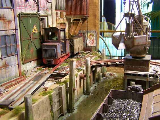 :: Thema anzeigen - Modellbahnausstellung im FEZ Berlin