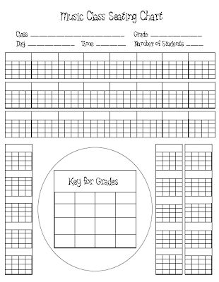 1493 best Teaching images on Pinterest Music education, School - classroom seating chart templates