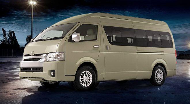 Toyota Hiace Toyota Hiace Toyota Van