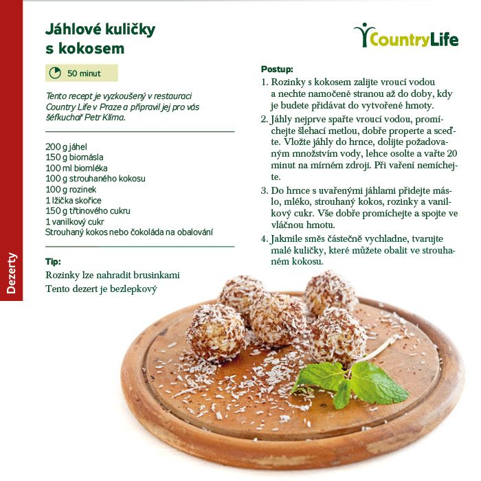 fit for life recept