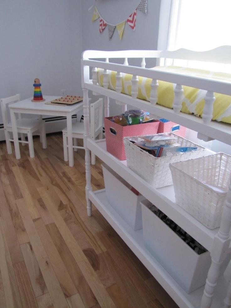 miss m 39 s nursery deco peques pinterest cambiadores cosas de bebe y pecas. Black Bedroom Furniture Sets. Home Design Ideas