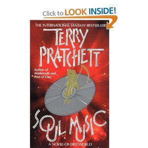 Terry Pratchett, Soul Music