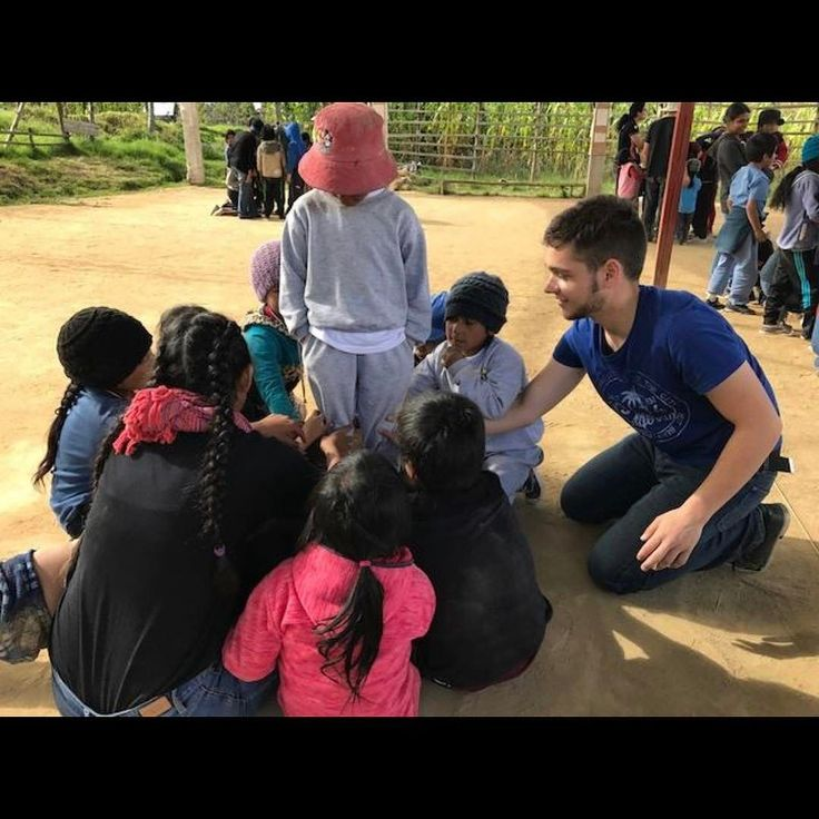 Just got this story from one of our mission teams: We just got back from a tiny village in the Andes Mountains. We Ministered at a little indigenous community in the bush bush 30 min away from Saraguro - Ecuador.  There where over a 100 children.  In the midst of lots of games teaching them to hear from God and encourage each other they started praying in small groups for anyone that had pain in their body.... some kids had pain in their knees other in the stomach headaches neck pain hands…