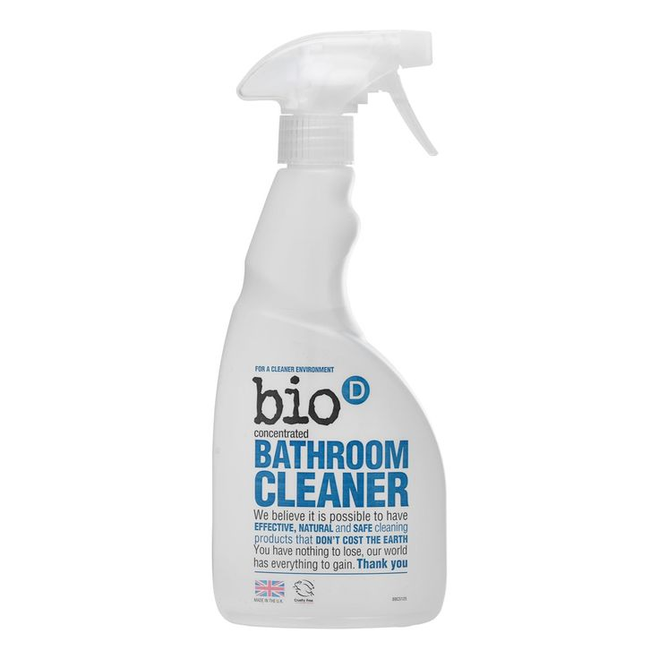 Great bathroom cleaner to use on glass, ceramics, Perspex, chrome and most non-porous surfaces. Tough on limescale and watermarks.  Size: 500ml