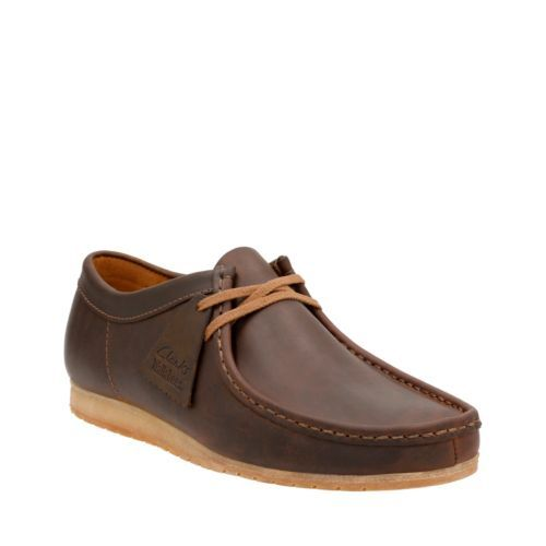 Wallabee Step Beeswax Leather originals-mens Love the lower sole profile!  Probably favorite shoe