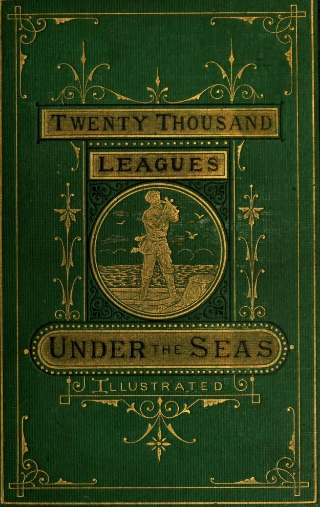 an analysis of twenty thousand leagues under the sea by jules verne Summary written by jules verne in 1870, twenty thousand leagues under the  sea is a book that tells us the story of three accidental visitors to an underwater.