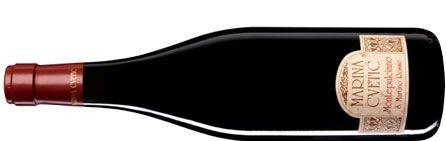 Rosso fermo dell'Abruzzo da un'uva tipica della zona: il Montepulciano. Colore rosso intenso, avvolgente. Al naso sentori stupendi di frutta matura, con note di spezie e vaniglia nel finale. In bocca è lunghissimo e molto persistente, molto alcolico, ben equilibrato, vinoso, caldissimo. Molto buono il rapporto qualità/prezzo. Vino che si abbina perfettamente alle carni brasate, ai formaggi molto stagionati e al calice dopo il caffè con gli amici.