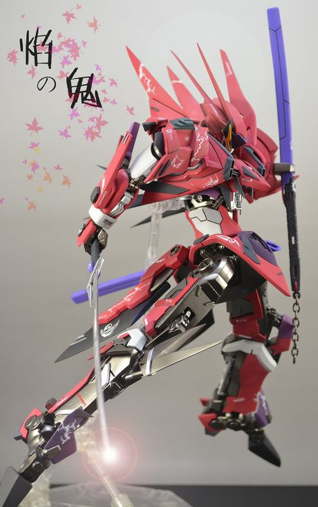 1/100 A-TYPE KAINAR [熖鬼]: Amazing Remodeling Work by ___kyo photoreview Wallpaper Size Images