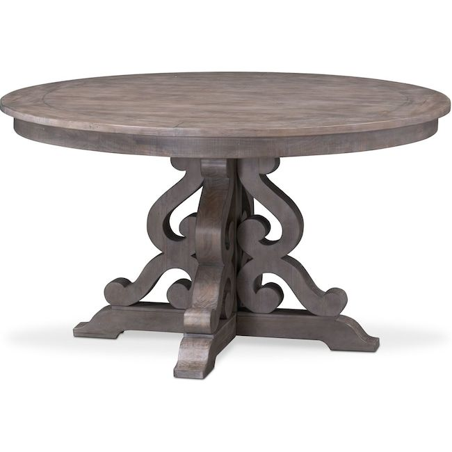Charthouse Round Dining Table Dining Table Round Dining Room