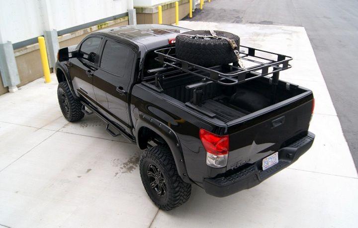 Tundra top rear