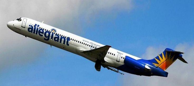 Allegiant Air Announces Five New Flights to Myrtle Beach - Myrtle Beach Blog - Myrtle Beach, SC - Feb 24, 2015