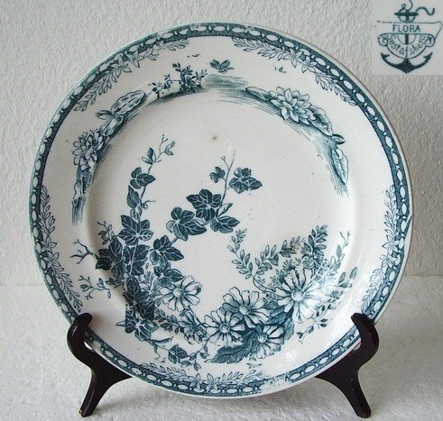 Gustafsberg - Flora   ca 1900