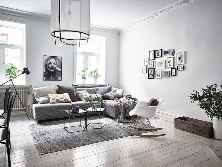 1000 ideas about scandinavian living rooms on pinterest - Scandinavian interior design living room ...