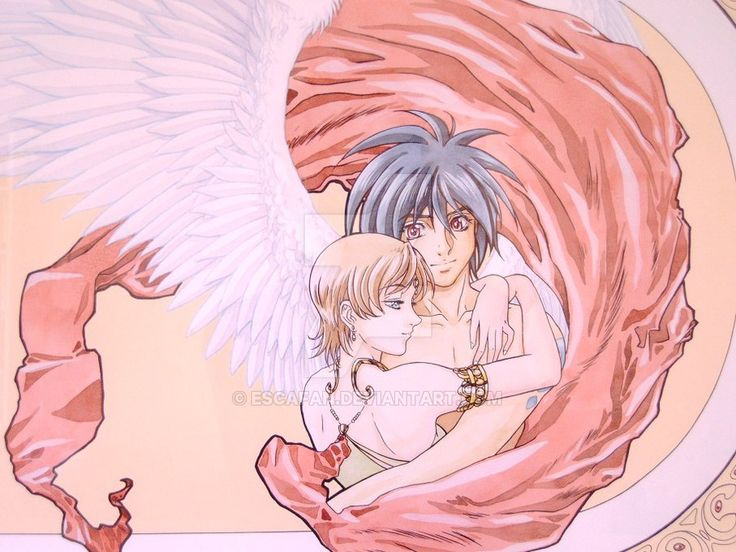Escaflowne movie eng