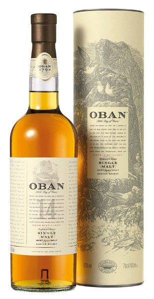 I discovered this over Christmas. leaving my father in-law with about 12 fewer ounces. Oban, 14 Year Single Malt Scotch.