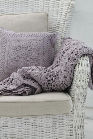 Blanket #blanket #purple-really like the colors together