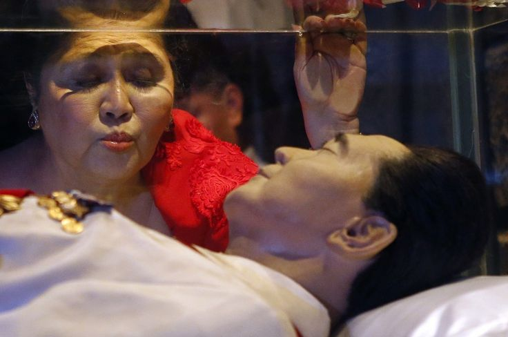 The corpse of Philippine strongman Ferdinand Marcos may finally get a hero's burial