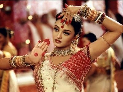 Blog Post and Video of the Week: Lisa Eldridge's 100 Years of Bollywood Beauties and 100 Years of Bollywood - Modern Day 'Devdas Inspired' Makeup Look.