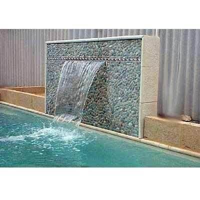 Fuentes cascadas muros y paredes de agua 4114 mla141919061 - Fuentes y cascadas de agua para jardin ...