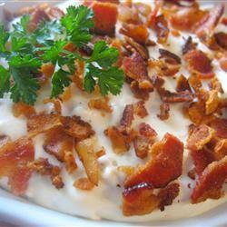 World's Best Bacon Cheese Dip Allrecipes.com