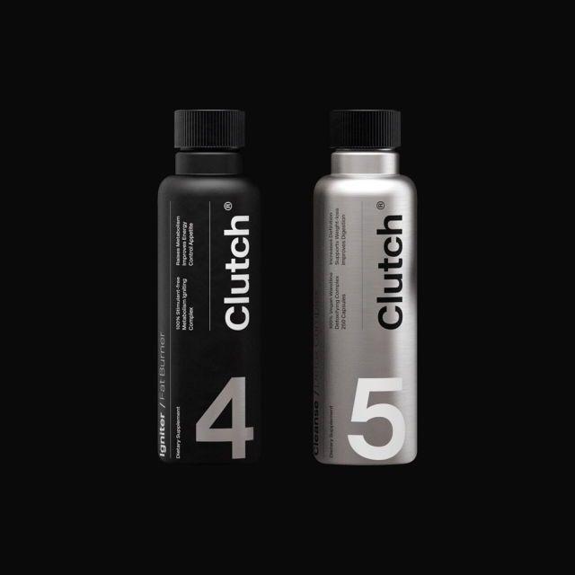 Socio Design / Clutch Bodyshop / Packaging / 2014