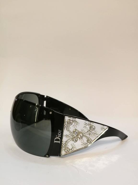 Christian Dior Vintage Limited Edition Sunglasses 3
