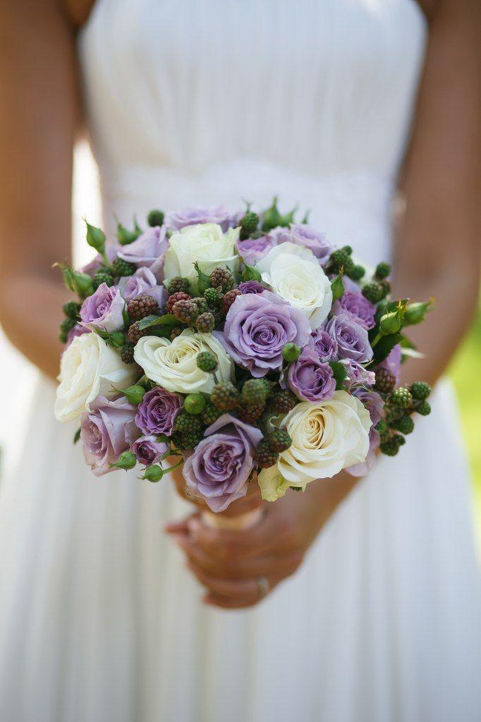 Bridal bouquet, букет невесты, цветы, фиолетовый, сиреневый букет, сиреневая роза