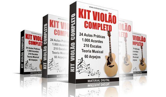 FB noticias: Um curso de violão completo