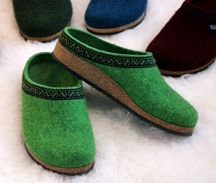 The Official North American Home of the Original Stegmann Clog.