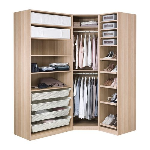 "PAX Wardrobe IKEA 10-year Limited Warranty. Read about the terms in the Limited Warranty brochure. 24""x77"""