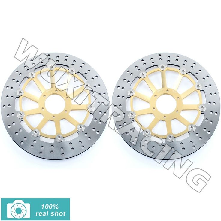 (216.18$)  Buy here - http://aiq6p.worlditems.win/all/product.php?id=32806707209 - Motorcycle Front Brake Disc Rotor for Honda CBR 900 RR CBR900RR Fireblade 92 93 XL 1000 V Varadero/ABS linked brake system 99-13