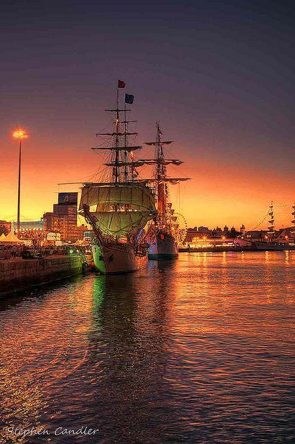 Tall Ships #8 by Light+Shade [spcandler.zenfolio.com], via Flickr