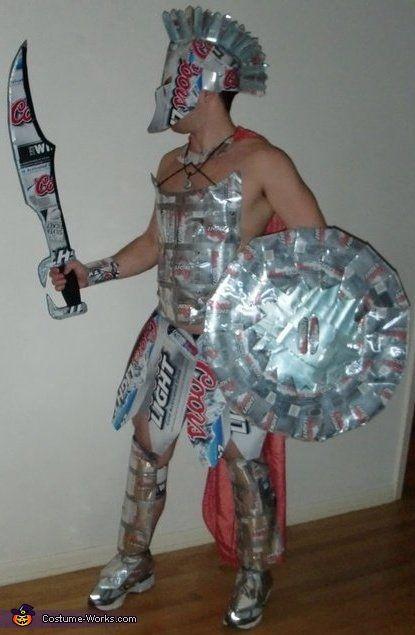 Spartan Warrior Costume - Halloween Costume Contest via @costumeworks http://www.costume-works.com/spartan_warrior.html