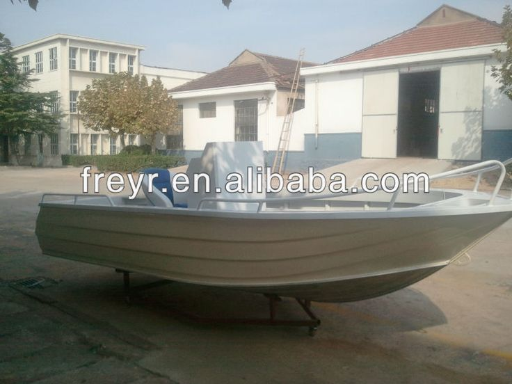 Marine aluminum flat bottom boats for sale $2000~$4500