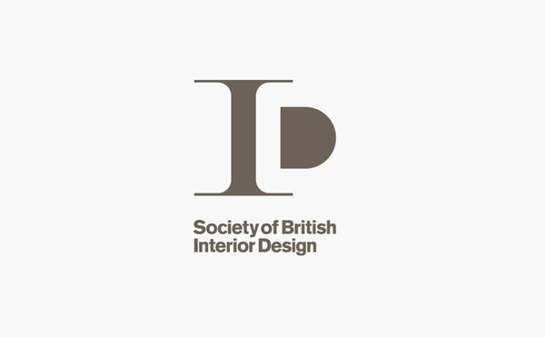 Logo Stack / society of british interior design logo
