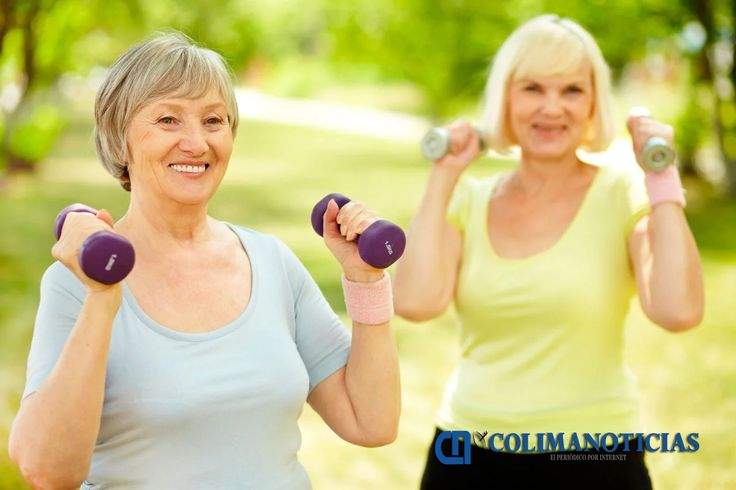 Ocho actividades para personas de la tercera edad con osteoporosis