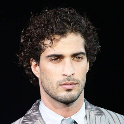 How To Make My Hair Curly Naturally Male