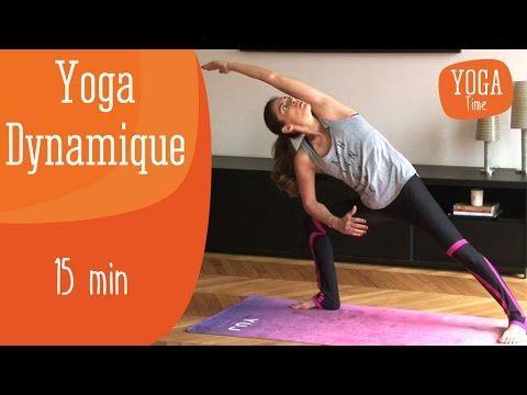 Yoga Dynamique Vinyasa - YouTube