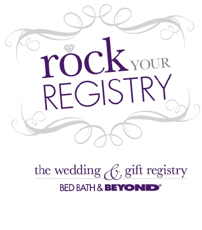 Rock Your Registry Bed Bath Beyond Erin Callegan This Could Be Fun Bed Bath And Beyond Wedding Gift Registry Wedding Bed