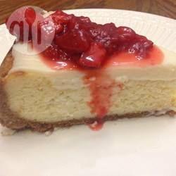 Foto recept: Klassieke New York Cheesecake