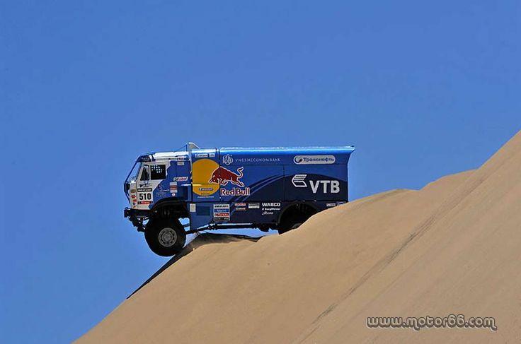 Dakar 2013 Etapa 13