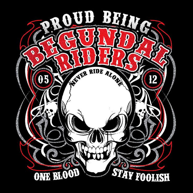 Proud being Begundal Riders