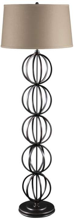 Hayley Stacked Globes Floor Lamp #interior_design #floor_lamps See more...  http://www.eurostylelighting.com/floor+lamps-category/search.htm
