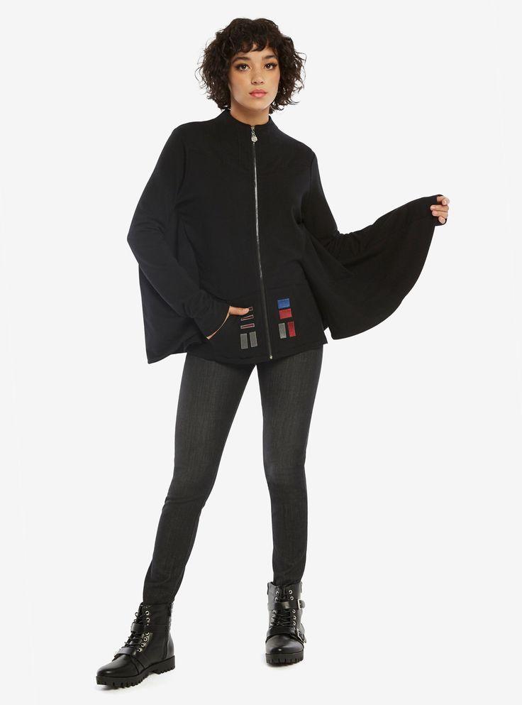 Star Wars Darth Vader Cape Jacket,