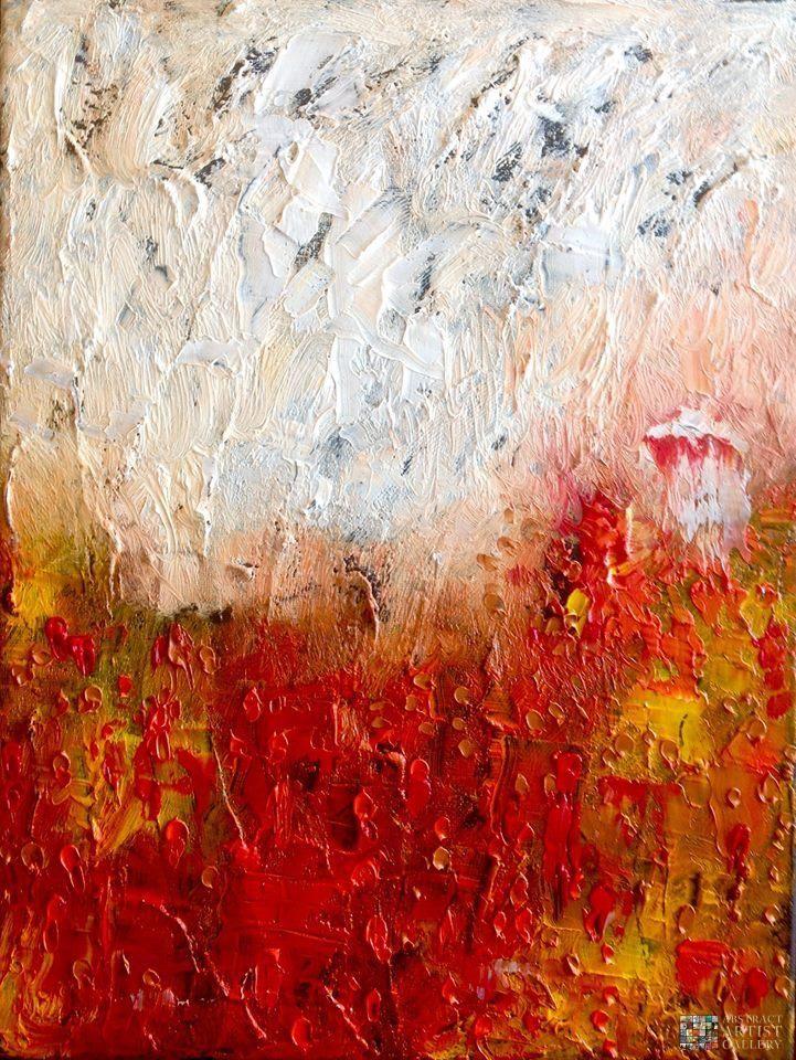 Abstract Artist: Alexis James Medium: Oil on Canvas Website: www.alexisj.com Facebook: https://www.facebook.com/alexisguthrieart As a sixteen...
